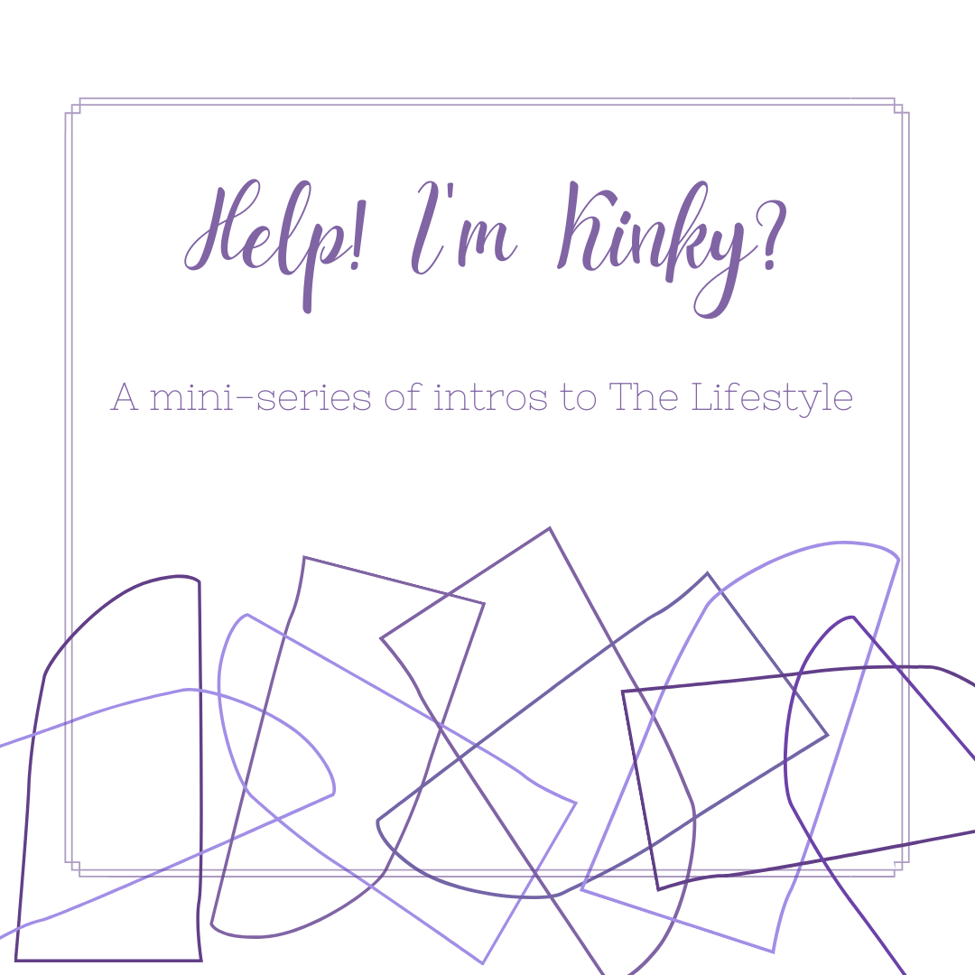 Help! I'm Kinky? A mini-series of intros into The Lifestyle - Episode 1 : Now What?
